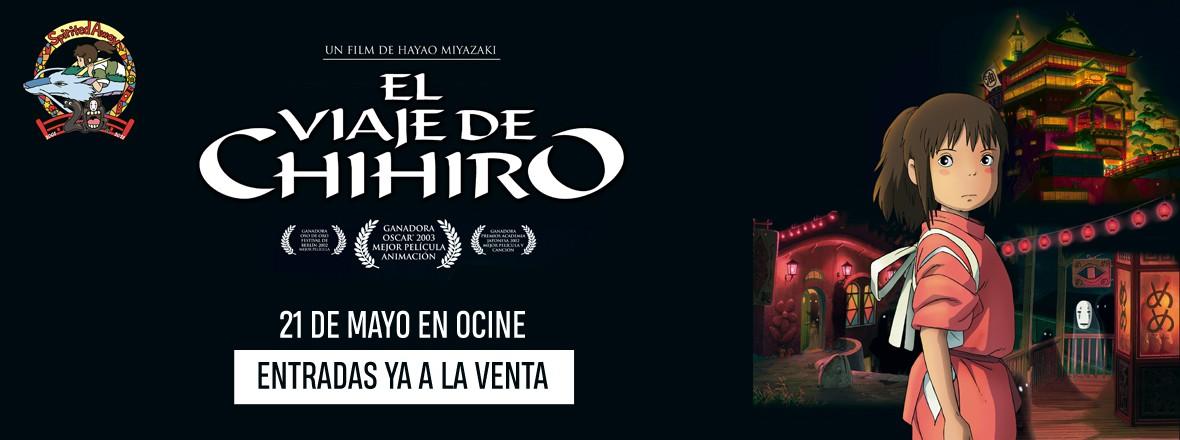 G - EL VIAJE DE CHIHIRO